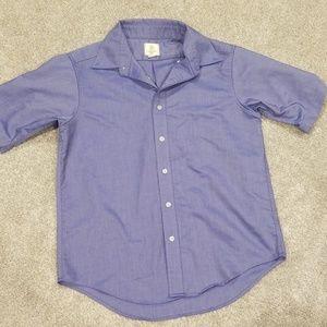 Lands' End Kids Irridescent Color Shirt